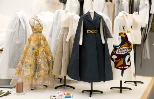 DIOR Preview Couture july2020 Dolls